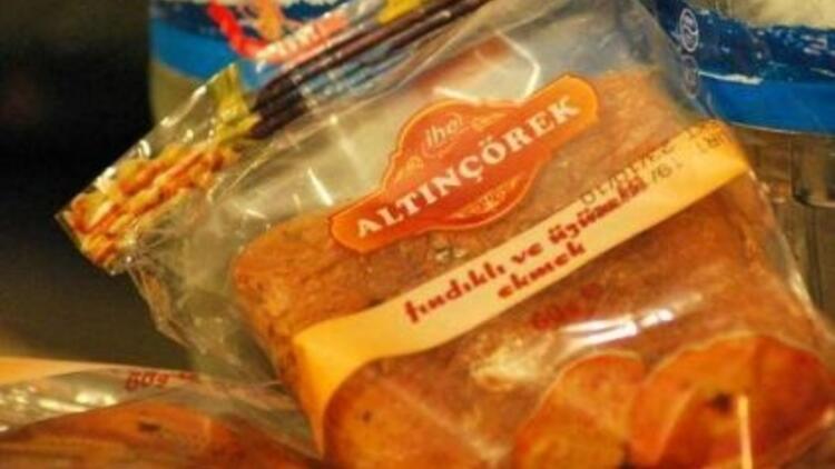 Ekmek yerine altın çörek