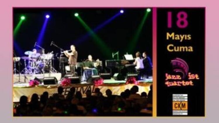 Jazz – İst Quartet grubunun konserini kaçırmayın!