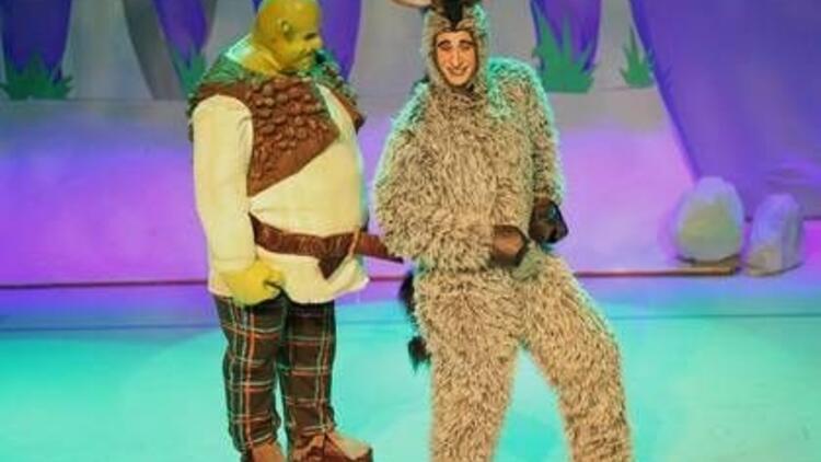Yeşil Dev Shrek Van'a geliyor!
