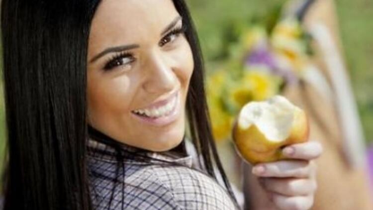 Günde 1 elma, doktordan uzak tutar