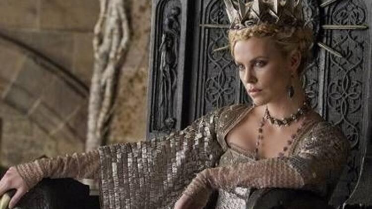 """""""Pamuk Prenses ve Avcı"""" hikayesi"""