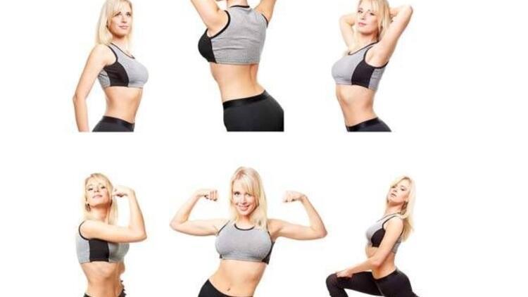 Göğüsleri diri tutma egzersizi