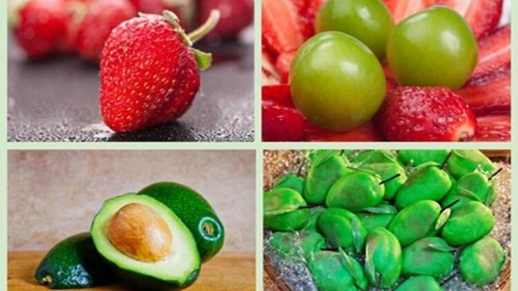 Bu 4 meyve mucizeler yaratıyor