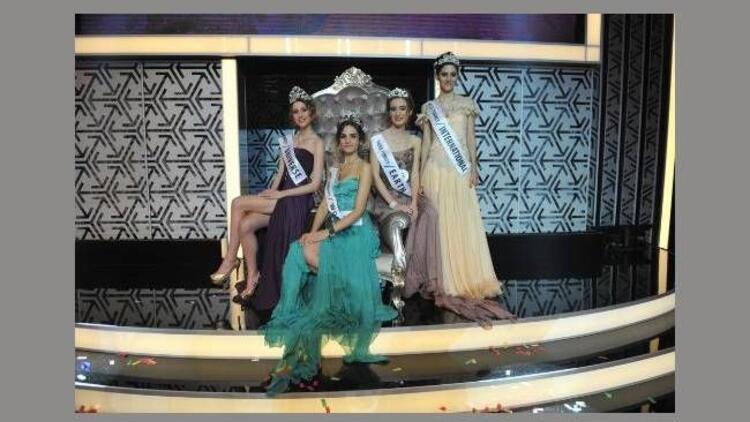 Miss Turkey birincisi belli oldu