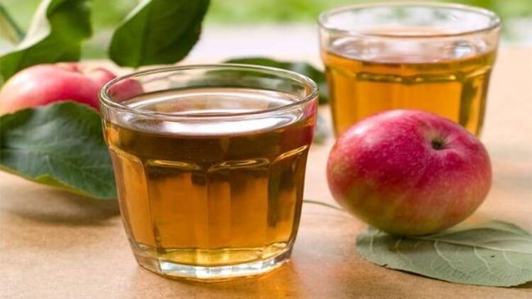 Elma suyu hafızayı güçlendiriyor