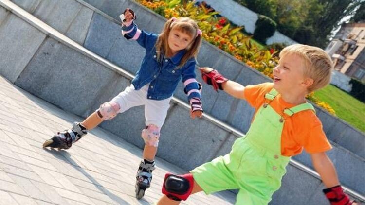 Çocuklarınızı spor yaptıran oyunlara yöneltin