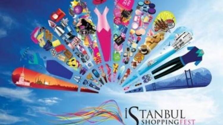 Alışveriş ve eğlence, İstanbul Shopping Fest'te!