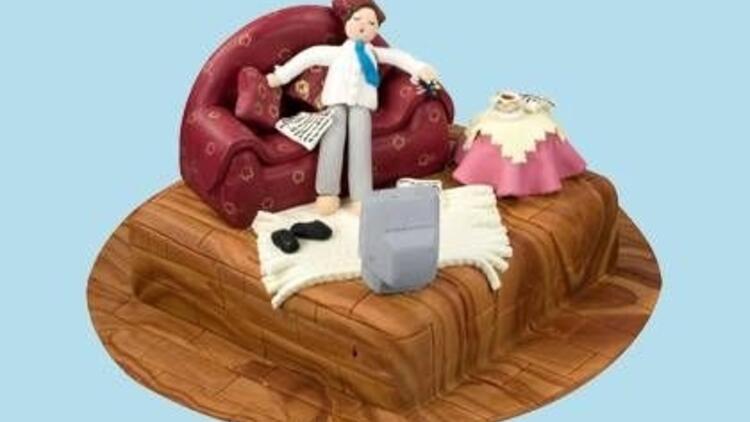 Pelit'ten Babalar Günü'ne özel pastalar