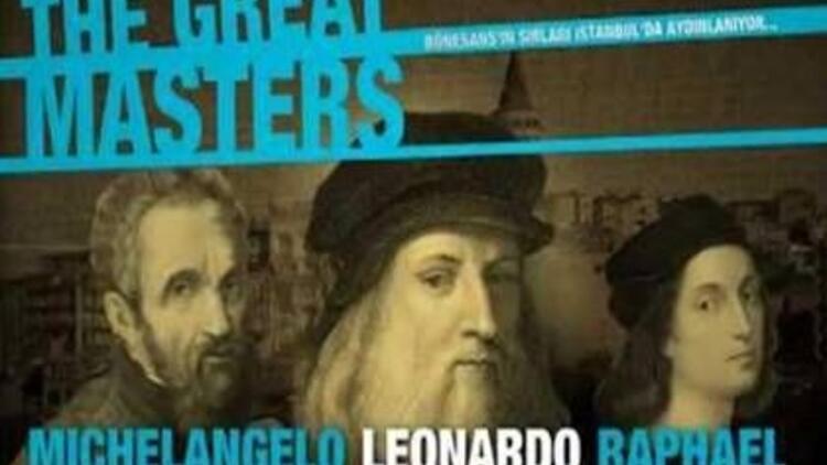 """The Great Masters"" sergisi sizleri bekliyor"