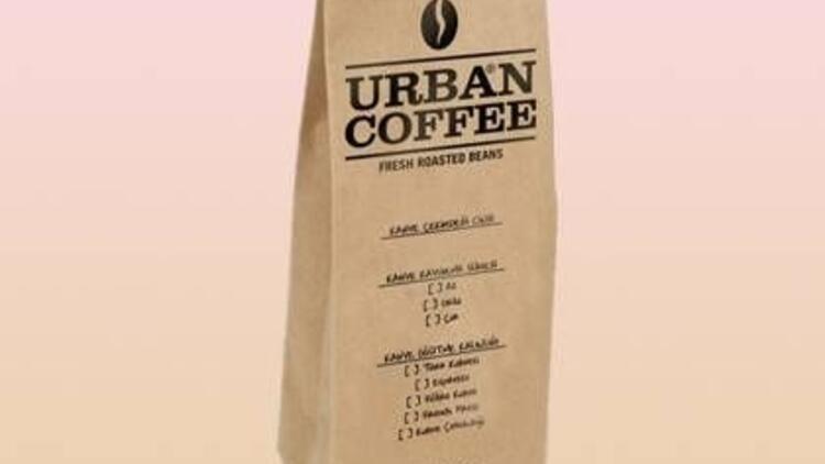 Urban Coffee ile kahve tutkusu