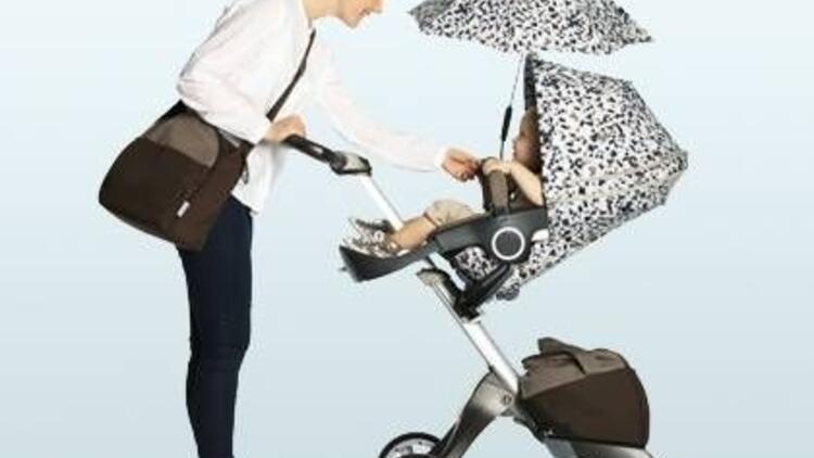 Bebeğinizi yazın sıcak havasında serin tutun