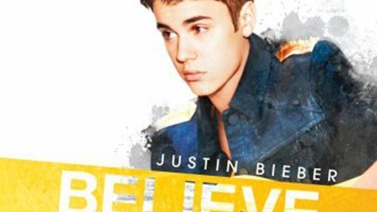 Justin Bieber'ın albümü Türkiye'de