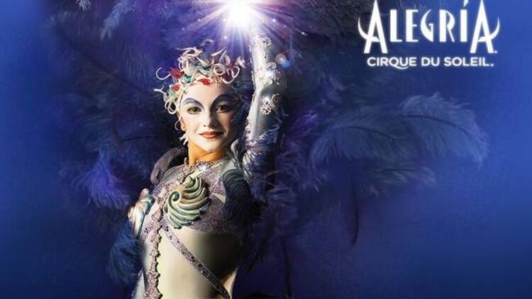 Cirque du Soleil Alegria ile büyüleyecek