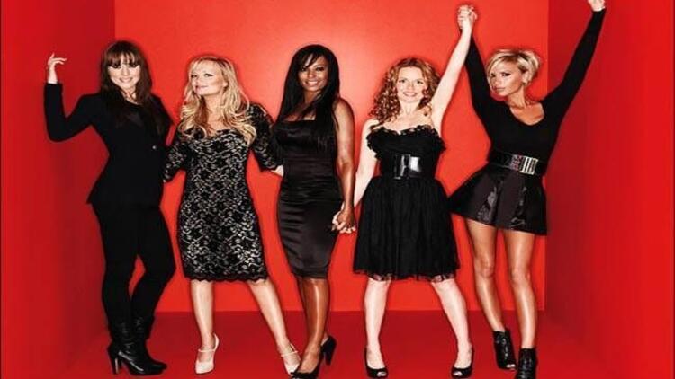 Spice Girls yıllar sonra yeniden bir arada!
