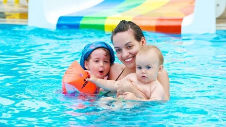 Çocuklu aileler için tatil mekanları
