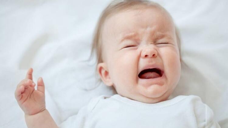 Bebeğinizi gözyaşı akmıyorsa dikkat!