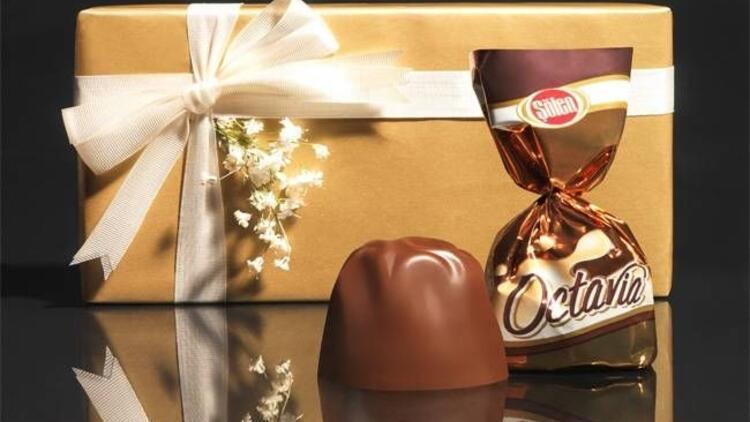 """Şölen'den """"Octavia"""" çikolataları"""