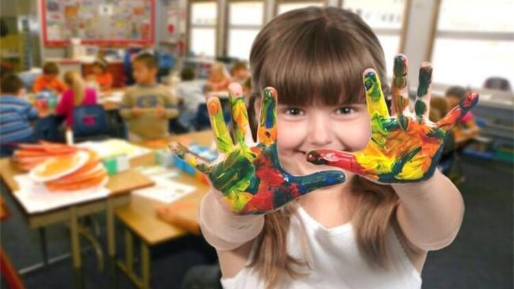 Çocukların hayal dünyaları artık rengarenk!
