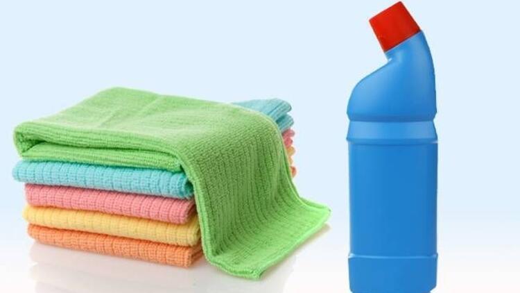 Hangi kumaşlar çamaşır suyuyla yıkanmaz?