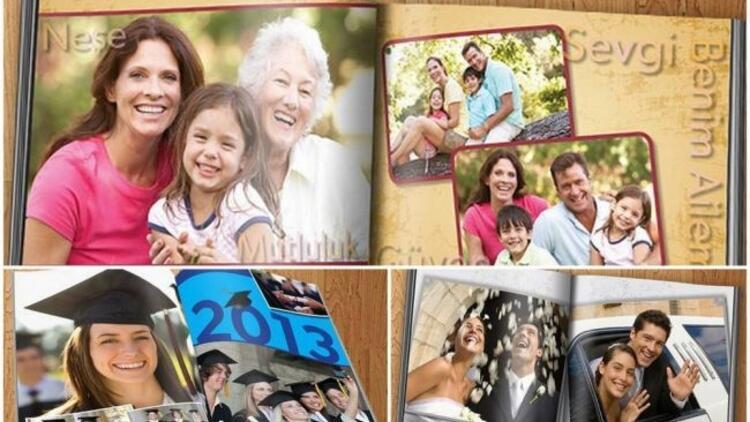 Afillikitap ile ailenizin mutluluk albümünü oluşturun