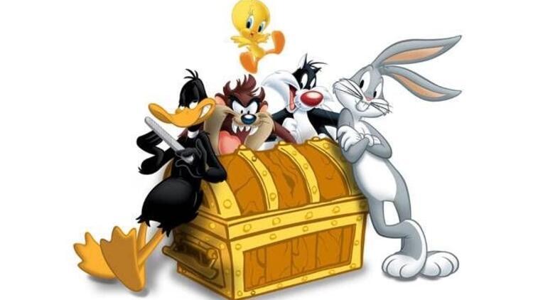 Bugs Bunny ve arkadaşları sizi bekliyor!