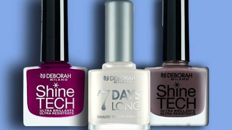 Deborah Milano: Shine –Tech oje serisi