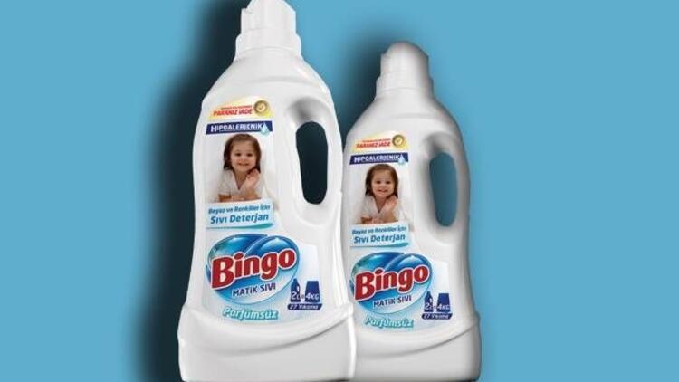"""Bingo'dan çamaşırlarınıza """"hassas"""" dokunuş"""