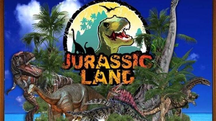 Dinozorlar sokağa çıkıyor!