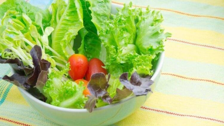Boy uzatma formülü yeşil yapraklı sebzelerde!