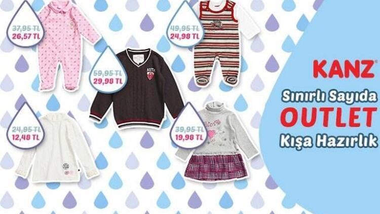 Kidycity.com'da kışa hazırlık indirimle başladı