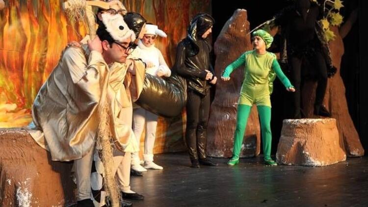 Bosch Çevre Çocuk Tiyatrosu yeni sezona başlıyor