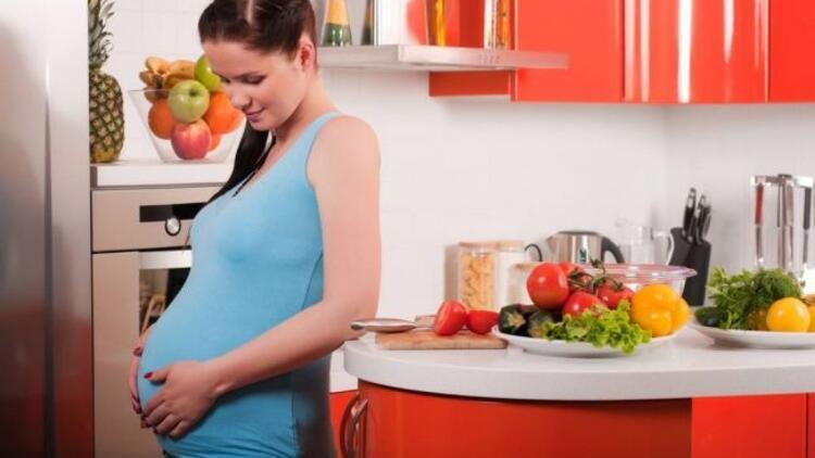 Vejetaryen hamileler nasıl beslenmeli?