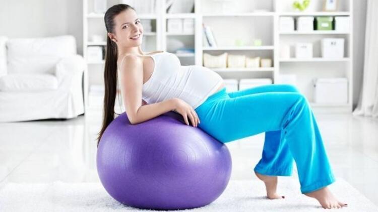 Hamileyken yapılan spor bebeğin zekasını etkiliyor