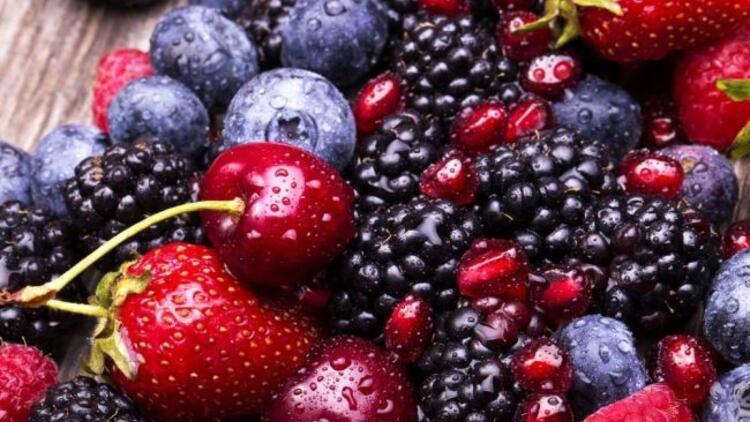 Vücudunuzu kışa hazırlayan süper meyveler