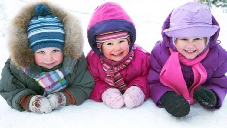 Kışın çocuklar nerede oyun oynamalı?