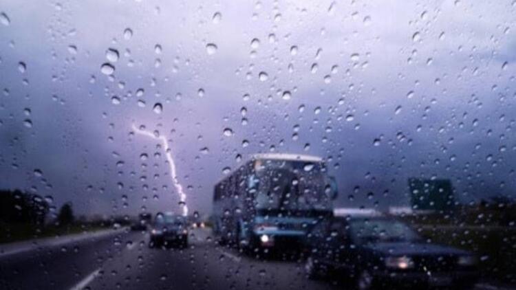 Meteoroloji Müdürlüğü'nden fırtına uyarısı!