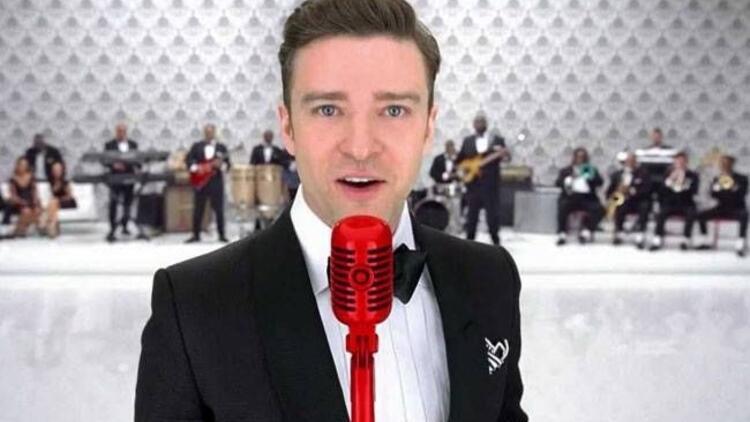 Pop müziğin dev ismi Justin Timberlake geliyor