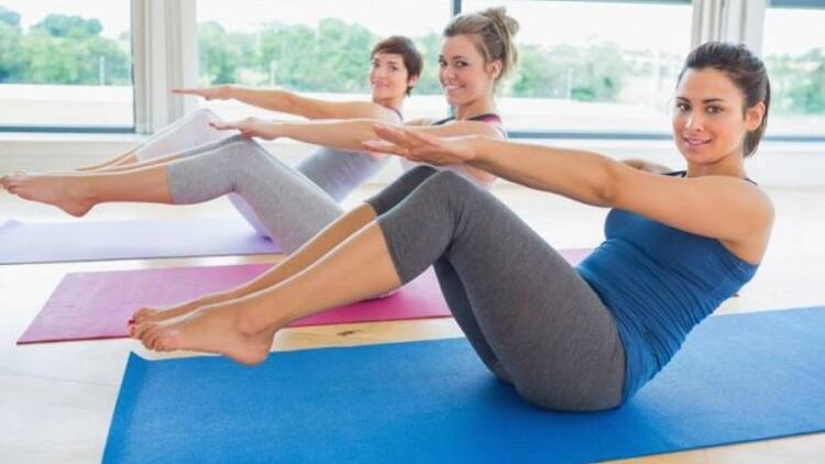 Pilates bağışıklık sistemini güçlendiriyor