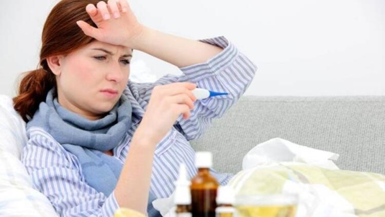 Anne karnındaki bebeğe grip geçer mi?