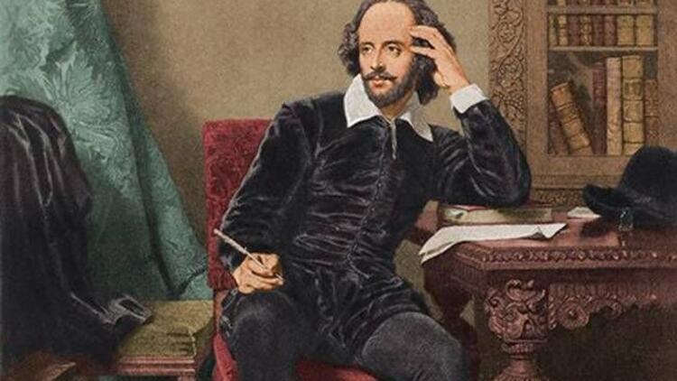 Shakespeare'in doğum gününe özel oyun