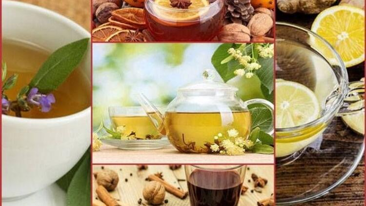 H3N2 virüsüyle savaşan 5 çay