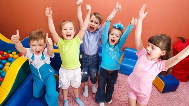 Çocuklar için hem eğitici hem de eğlenceli atölyeler