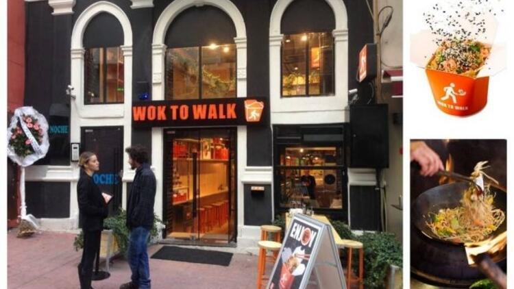 Wok to Walk artık Türkiye'de!