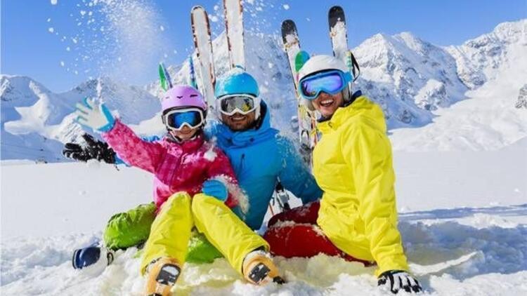Ailece gidebileceğiniz kayak merkezleri