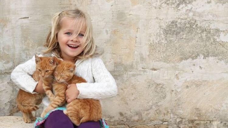 Çocukların hayvanlara iyi davranması için…