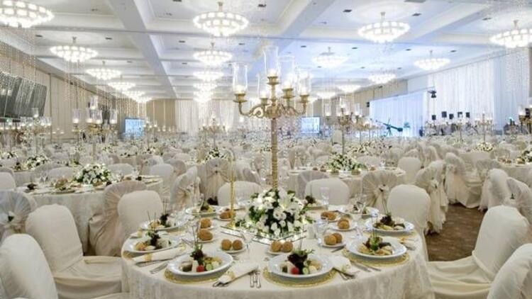 Rüya gibi düğünlerin adresi: WOW İstanbul
