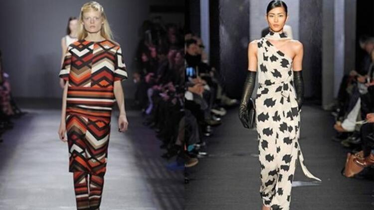Harvey Nichols tasarımları modaya yön verecek