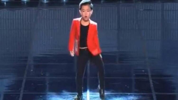 Yetenek yarışmasından Gangnam Style'a!