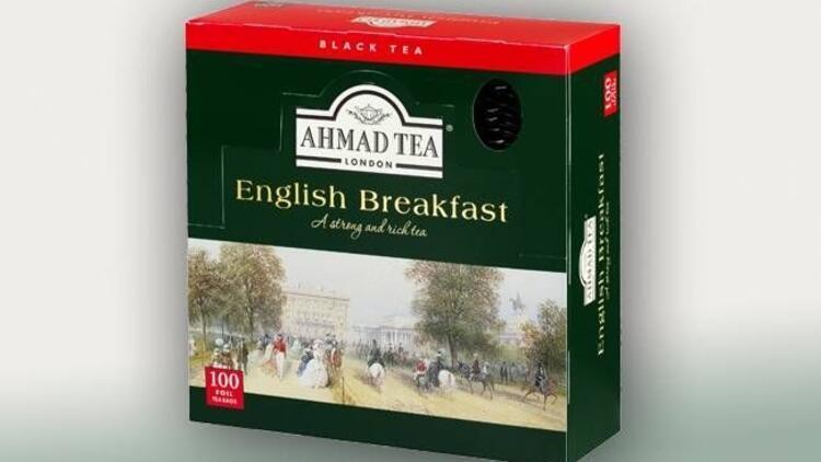 Ahmad Tea artık Türkiye'de!