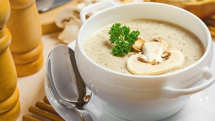 Sağlıklı ve lezzetli süt çorbası tarifi!
